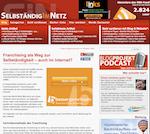 """""""Franchising-im-Netz"""" Selbständigkeit im Internet durch Franchise- und Lizenzkonzepte"""