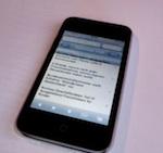 Der Franchise-Treff ist ab heute Iphone, PDA und Smartphone-optimiert