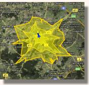 Eignet sich ein Franchise-System für Ihre Stadt? Einfach prüfen mit kostenlosen Zielgruppendaten.