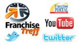 Soziale Netzwerke sind auch für das Franchising von Bedeutung