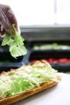 Subway die 2.: Sandwiches enthalten weniger Salz