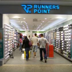 Runners Point feiert 1-jähriges mit seinem ersten Franchise-Partner