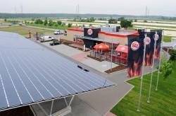 Burger King spart Energie im ersten energieeffizienten Restaurant