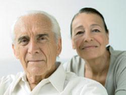 Produkte und Dienstleistungen für Senioren