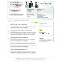 Franchise-Treff Tipp: Wie Sie Ihr Unternehmensprofil in XING einstellen