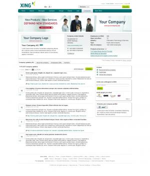 Franchise-Treff Tipp: Wie Sie Ihr Unternehmensprofil in XING ...