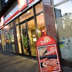 Weniger Eigenkapital für Joey's Pizza-Selbständigkeit nötig