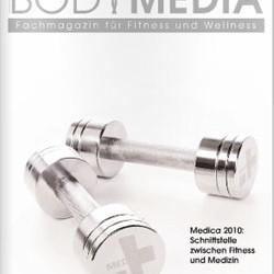 Veröffentlichung im Fitness-Magazin BODYMEDIA
