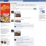 Zwischenfazit: Facebook-Aktivitäten von Franchise-Unternehmen Call a Pizza