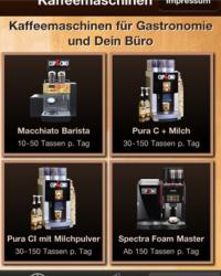 Franchiseunternehmen CUP&CINO bringt App heraus