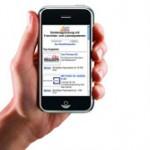 FranchisePORTAL hat die mobilen Seiten optimiert