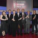 Deutscher Gründerpreis 2012