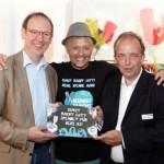 "Franchise-System Küche&Co: Soziales Projekt ""Kunst macht satt"""