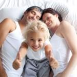 Familienfreundliche Unternehmen sind erfolgreich