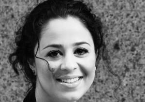 Portrait der externen Datenschutzbeauftragten Nasanin Bahmani