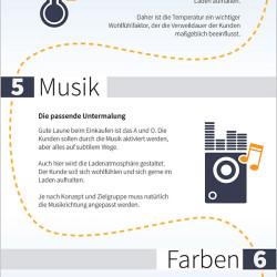 Infografik Einzelhandel: Trends und Tricks