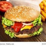 McDonald's, Burger King, KFC & Subway