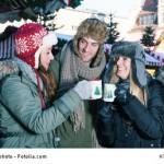 Arbeitsleben: Vorsicht auf Weihnachtsfeiern und Weihnachtsmärkten