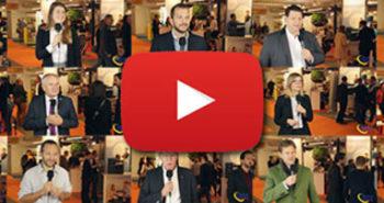 Franchise-Systeme kennenlernen: Video-Interviews online