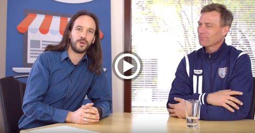 Video-Interview: Ingo Anderbrügge über sein Franchisesystem Fußballfabrik