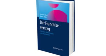 Der Franchisevertrag: Neues Fachbuch erschienen